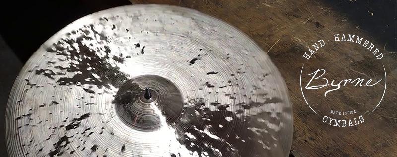 Byrne Cymbals CymbalONE