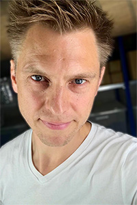 Gunnar Birk Kristiansen CymbalOne