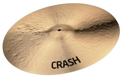 Crash bækken